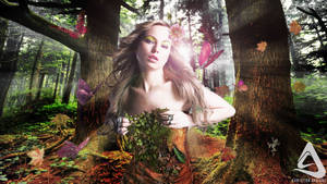 Nature Girl by christian-designs