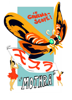 Mothra by fossick