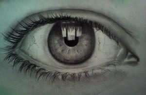 Google-ed Eye by rizb0