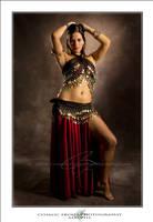 Belly Dancer III by cosfrog