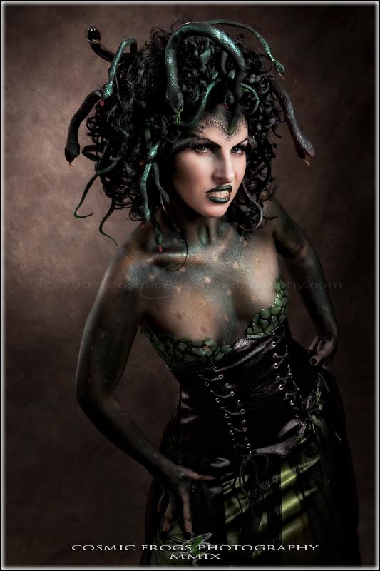 Medusa I by cosfrog