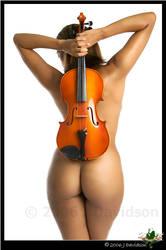 Violin by cosfrog