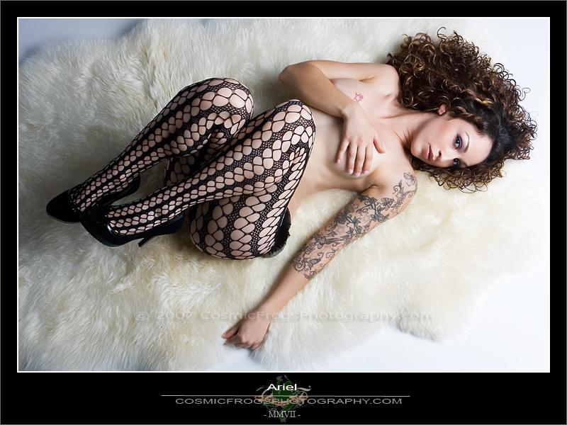 Ariel 2 by cosfrog