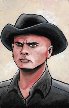 Magnificent Seven    Yul Brynner