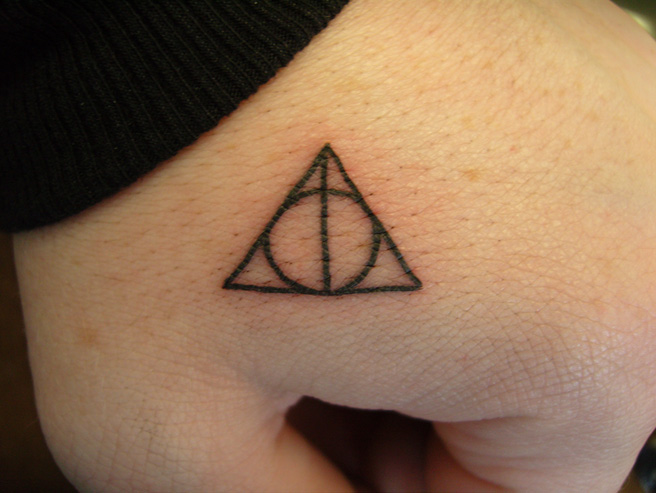 Harry Potter Tattoo by YouwithoutMe