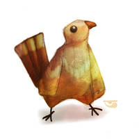 A bird by BalamTzibtah
