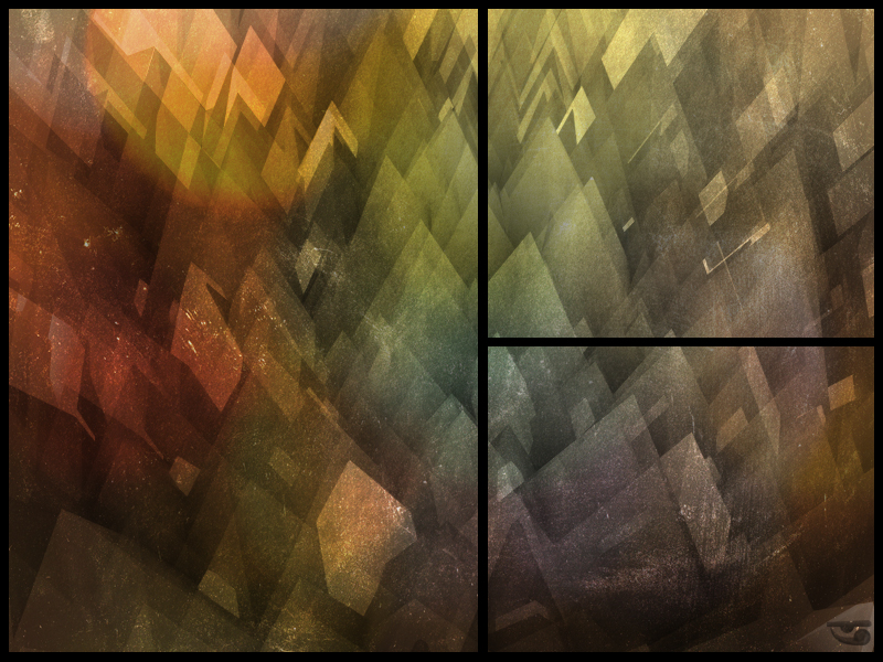 Abstract Comic 2 by BalamTzibtah