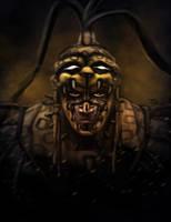 Battle for Aztlan: Jaguar Warrior by BalamTzibtah