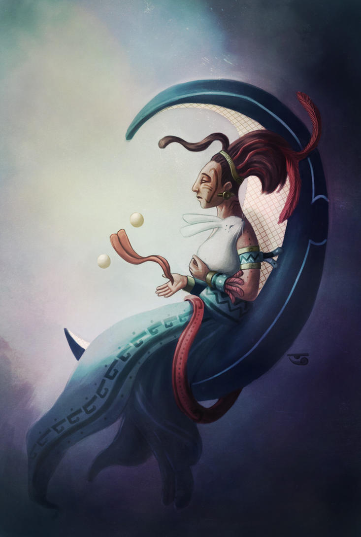 mayan goddess ixchel