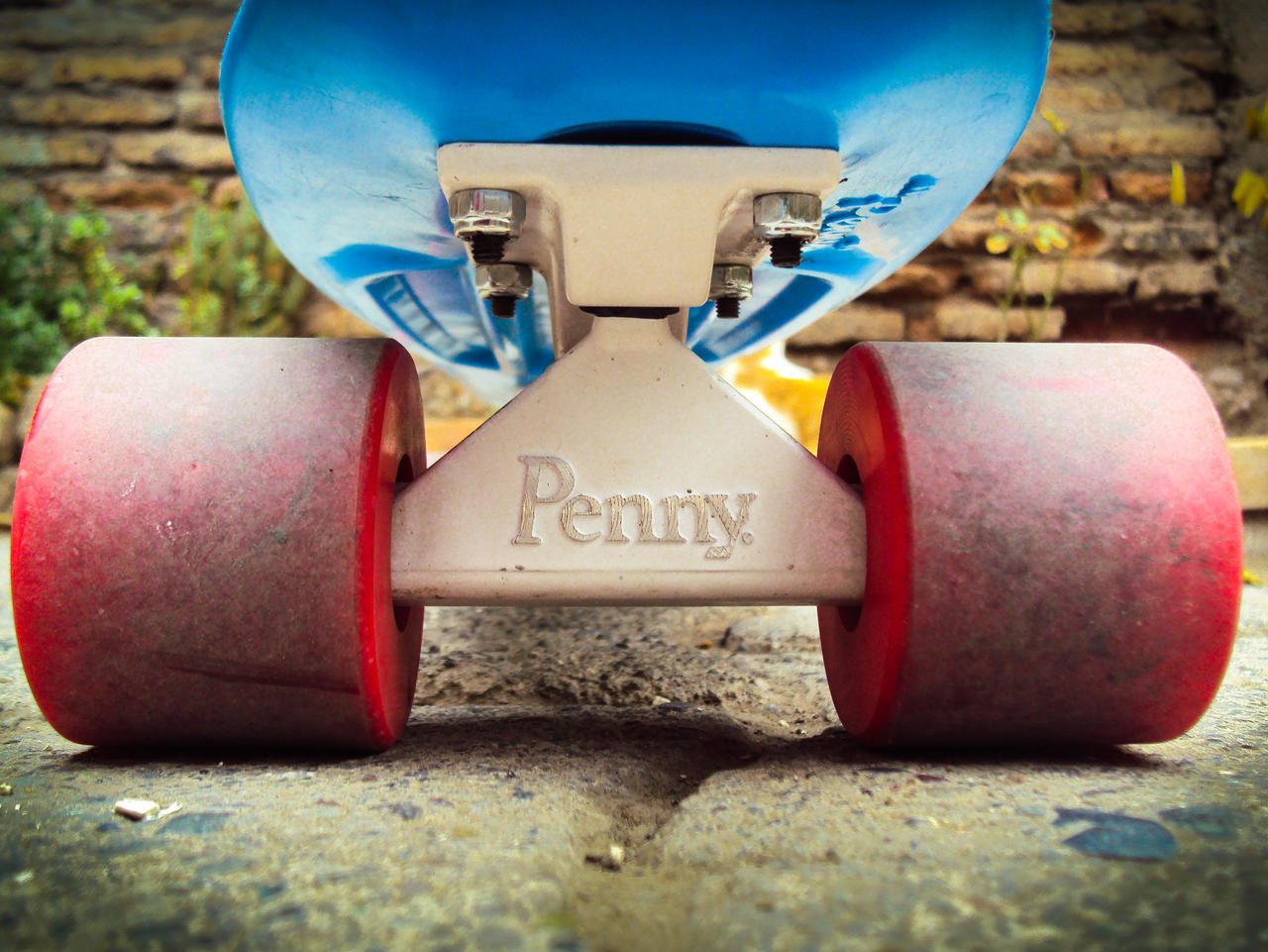 Penny Board by mathiavelic-kuroro on DeviantArt