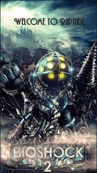 Bioshock LP by MoghRoith