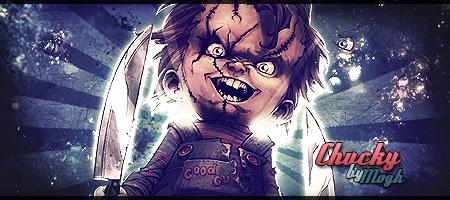 Chucky by MoghRoith