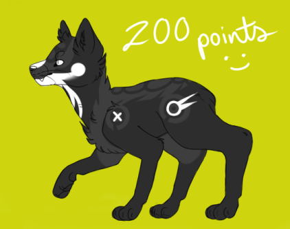 200 Point Adopt by Space-Kitty