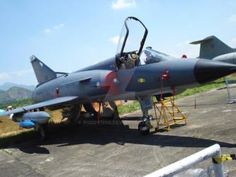 Dassault Mirage III by Roddy1990