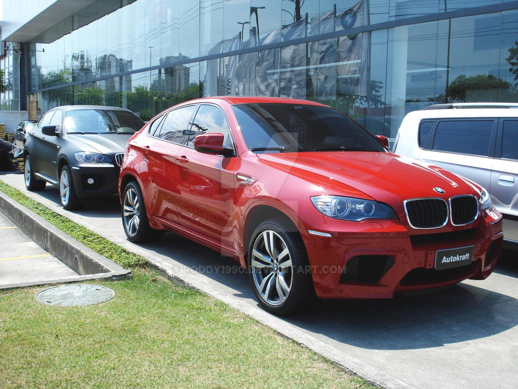X6m And Matte Black X6 By Roddy1990 On Deviantart