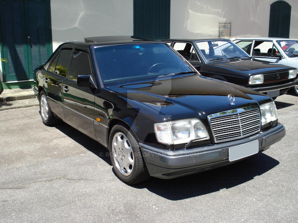 1995 Mercedes Benz E420 3 By Roddy1990 On Deviantart