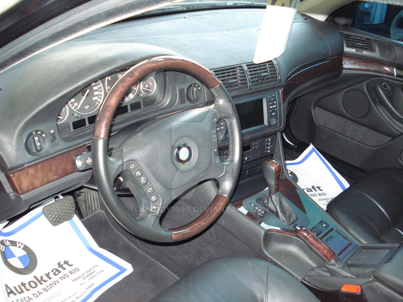 2003 BMW 530i 4 by Roddy1990 on DeviantArt