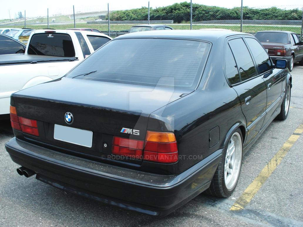 1995 BMW M5 E34 5 by Roddy1990 on DeviantArt