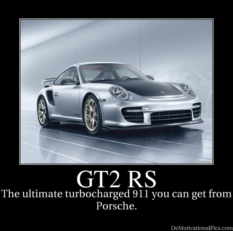 gt2 rs motivational by roddy1990 on deviantart. Black Bedroom Furniture Sets. Home Design Ideas