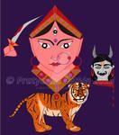 Kaatyayani by Pratyasha