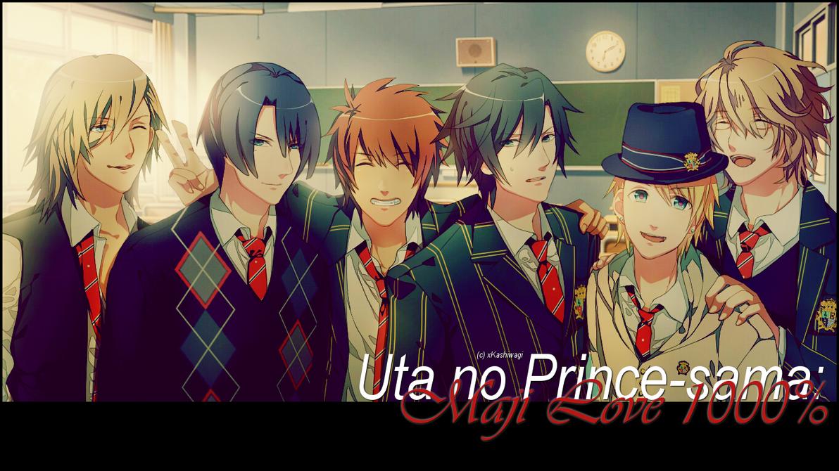 Uta no Prince-sama by xKashiwagi