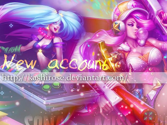 New account! by xKashiwagi