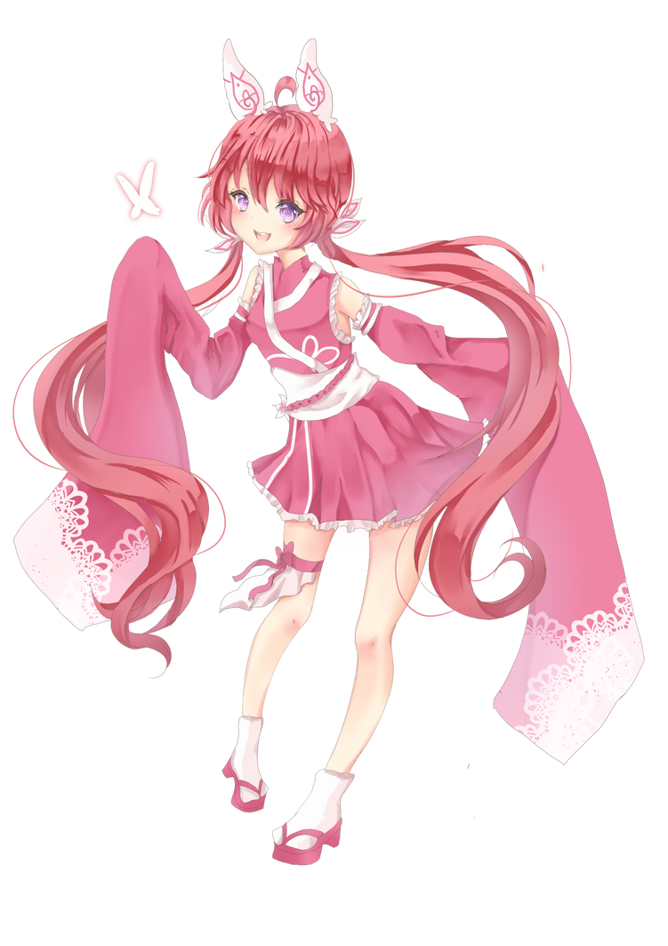 :|raffle winner|: Aini/Fullbody by Sternenmelodie
