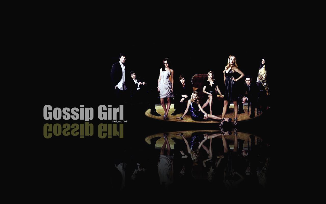 Gossip Girl by Natysnat