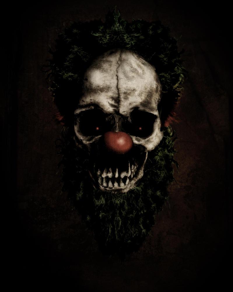 Evil Clown | Badass clowns | Pinterest | Mourir, Nuances ...