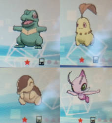 Gen 2 Shiny Sales by Lesh4537