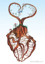 Deeply Rooted in Love by artisticalshell