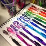Rainbow Pen Set