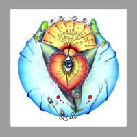Eye Flourish by artisticalshell