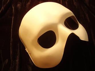 Phantom mask by Luna2-stock