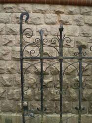Iron gate by Luna2-stock