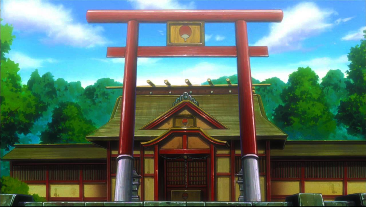 Výsledek obrázku pro uchiha clan building
