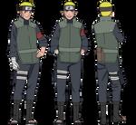 Naruto Uzumaki|Jonin (Collection)