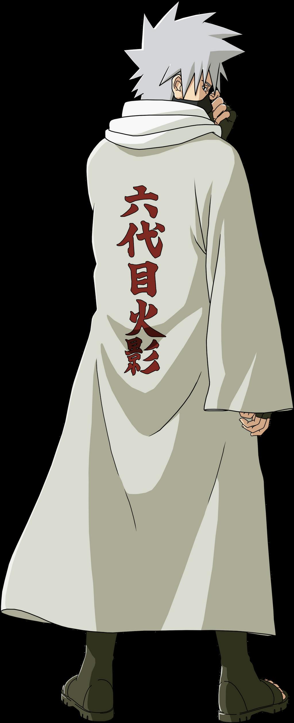 The Last: Naruto the Movie|Kakashi Hatake (Hokage) by ...