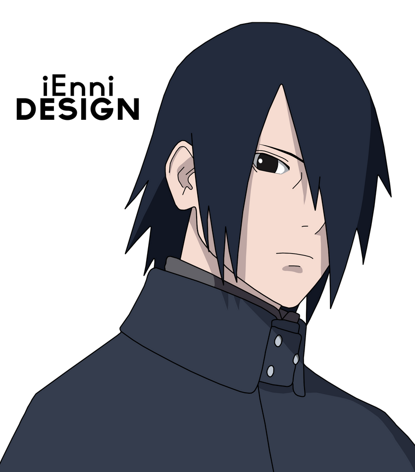 Boruto: Naruto the Movie Sasuke Uchiha by iEnniDESIGN on ...