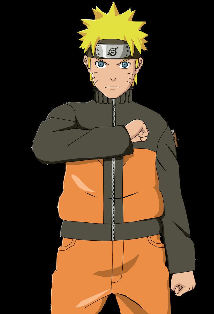 Naruto Shippuden: Naruto Uzumaki by iEnniDESIGN on DeviantArt