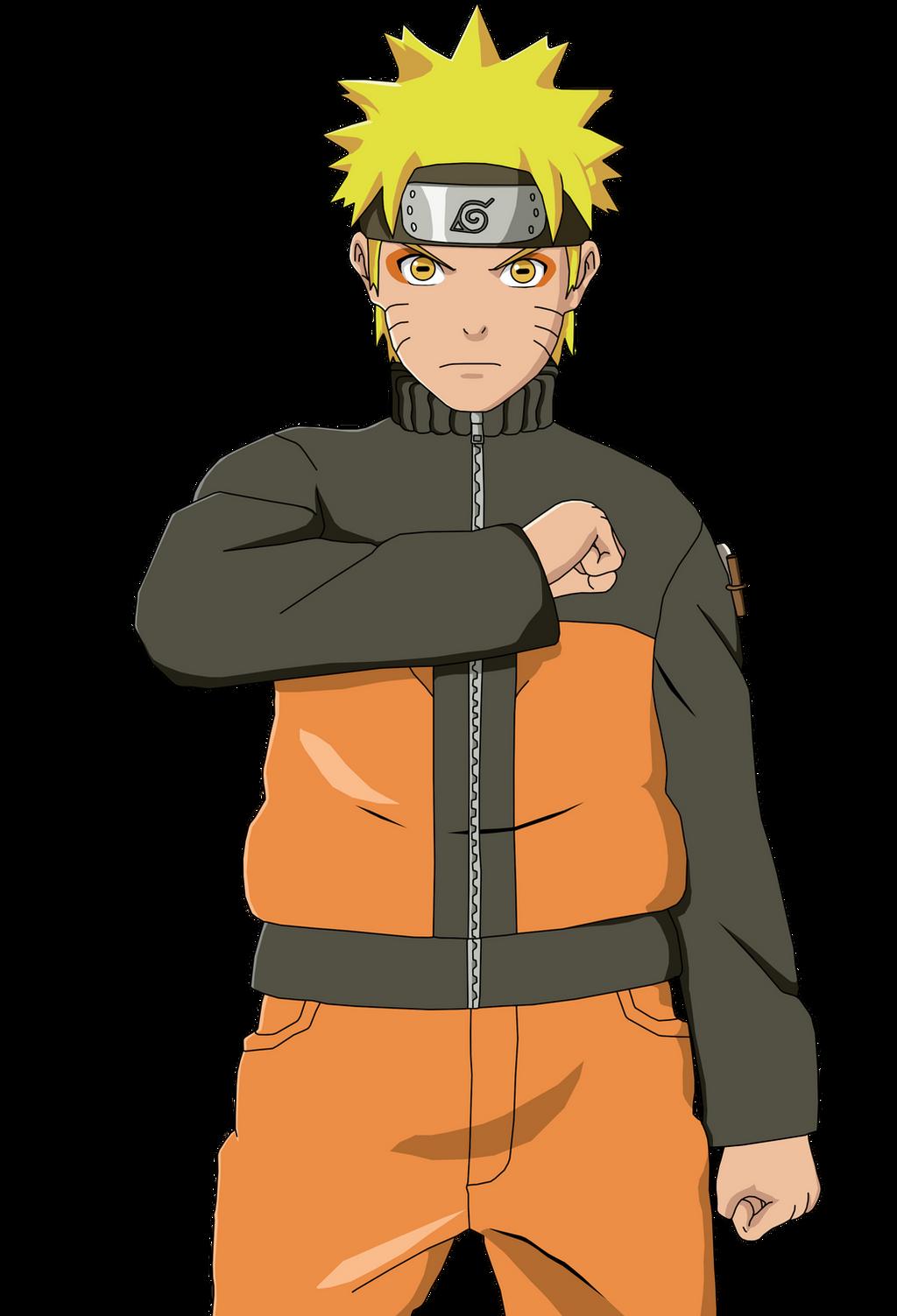Naruto Shippuden: Naruto Uzumaki (Sage Mode) by ...