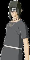Naruto Shippuden: Itachi Uchiha (Less Overwear)