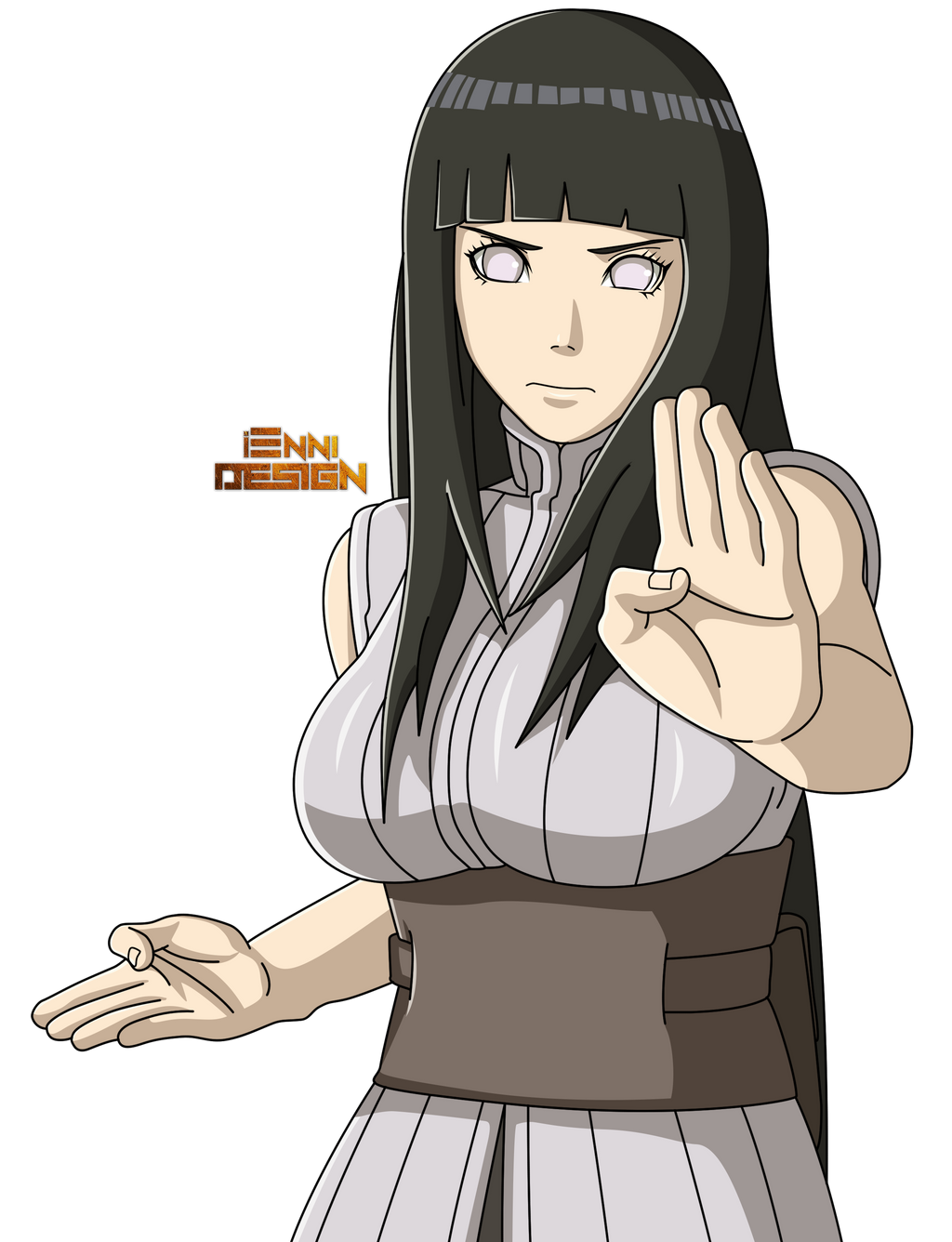 The Last Naruto the Movie Hinata Hyuuga by iEnniDESIGN on DeviantArt