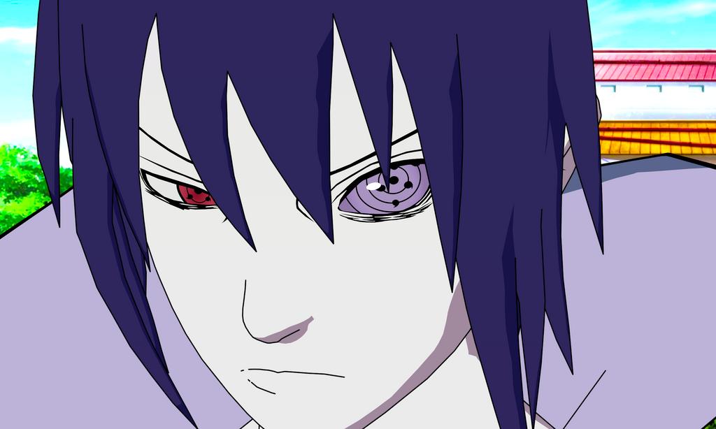 naruto storm 4 sasuke uchiha rinnegan by iennidesign on