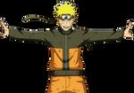 Naruto Storm 3: Naruto (Opening Kurama's Gates)