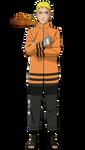 Boruto: The Next Generation|Naruto Uzumaki