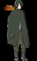 Boruto: The Next Generation|Sasuke Uchiha by iEnniDESIGN