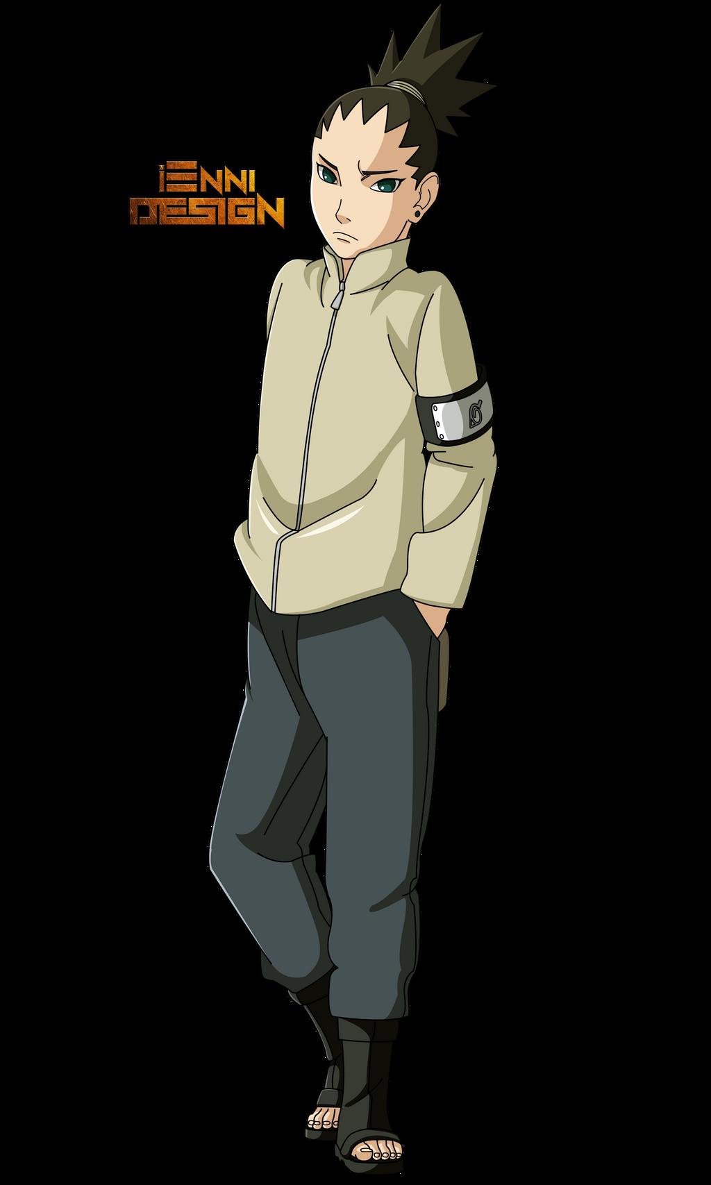 Shikadai Nara on Naruto-Legacies - DeviantArt