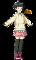 Boruto: The Next Generation Himawari Uzumaki