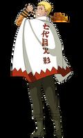 Boruto:The Next Generation|Naruto Uzumaki (Hokage)